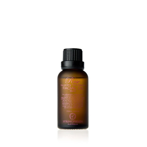 SPRINGFIELDS Rose Facial Oil