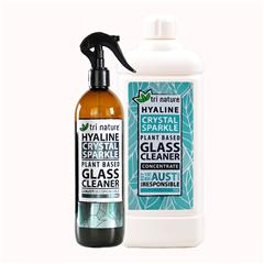TRI NATURE Glass Cleaner