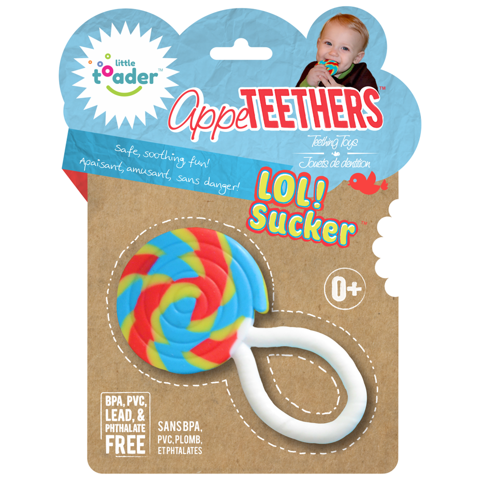 Sucker Teether