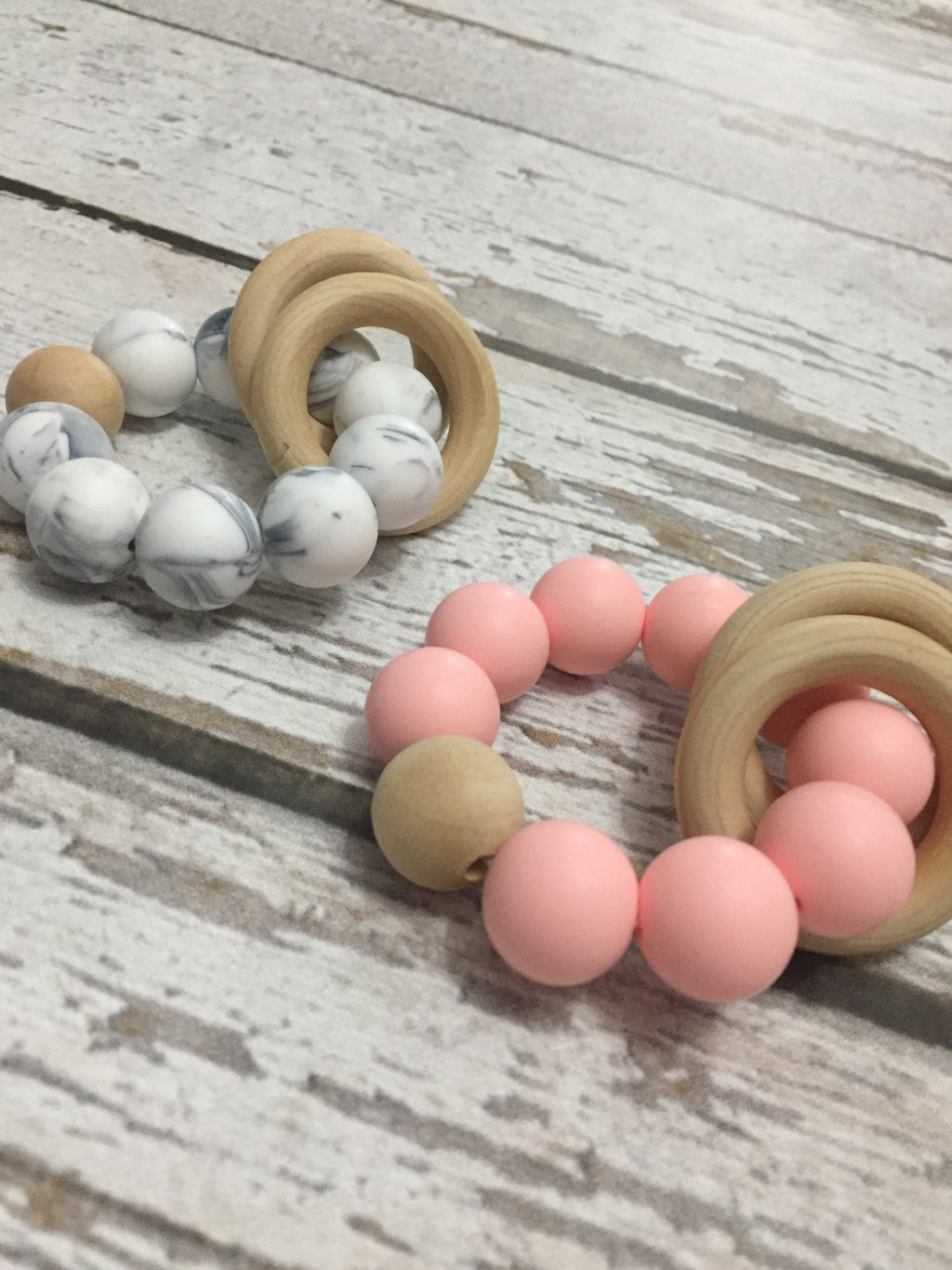 Teething Rattle