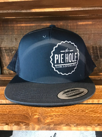 """The Pie Hole"" Hats (blue)"
