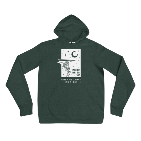 Dreams Don't Expire :: Pull Over Hoodie