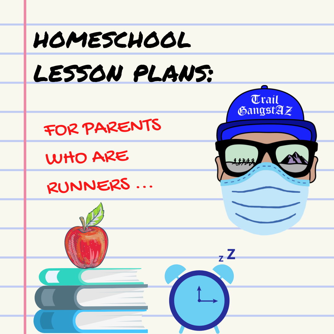 Homeschool Lesson Plans for Parents Who Are Runners: