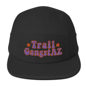Trail GangstAZ Groovy Embroidered Five Panel Cap