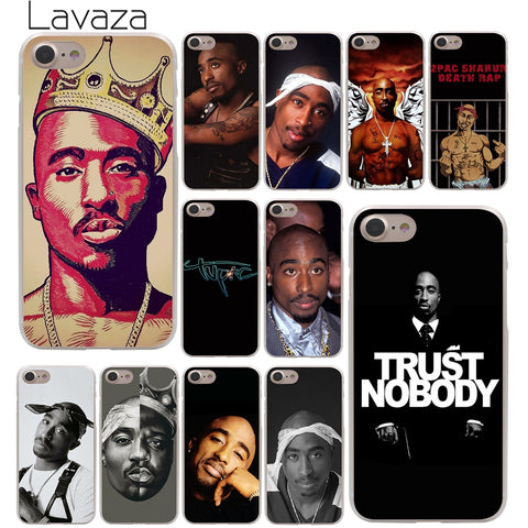 2Pac Shakur Phone Cases for iPhone