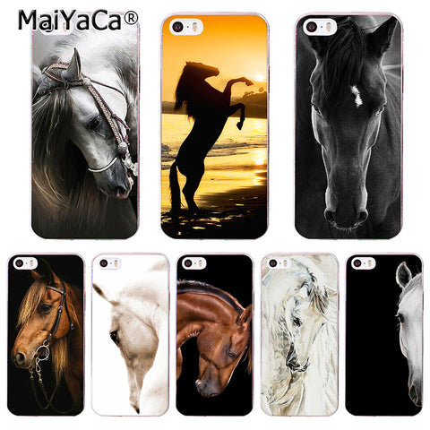 Horse Phone Cases for iPhone