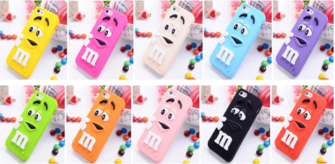 M&M Phone Cases for iPhone