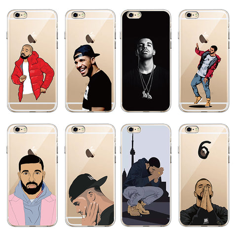 Drake Phone Cases for iPhone and Samsung