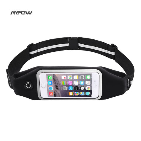 iPhone Running Waist Waterproof Belt Pouch