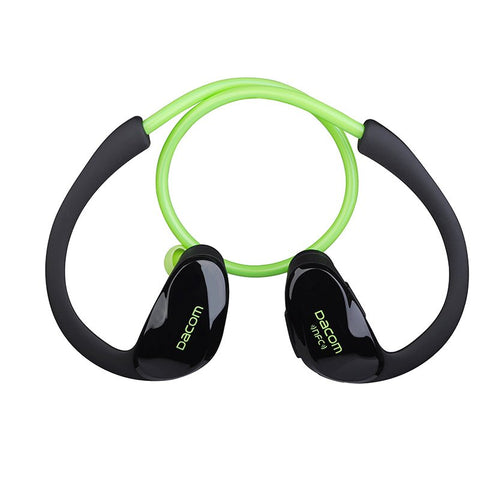 Neon In Ear Noise Cancelling Earphones