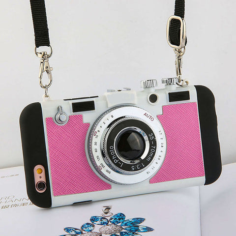 iPhone 6/6S Vintage Camera Phone Case