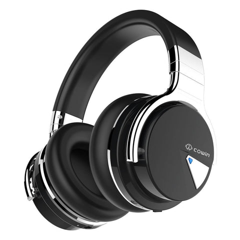 Wireless Headphones with Mic Active Noise Cancelling