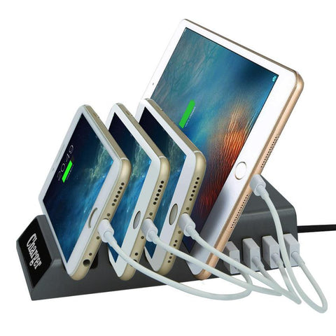 Multi-Device USB Charging Station