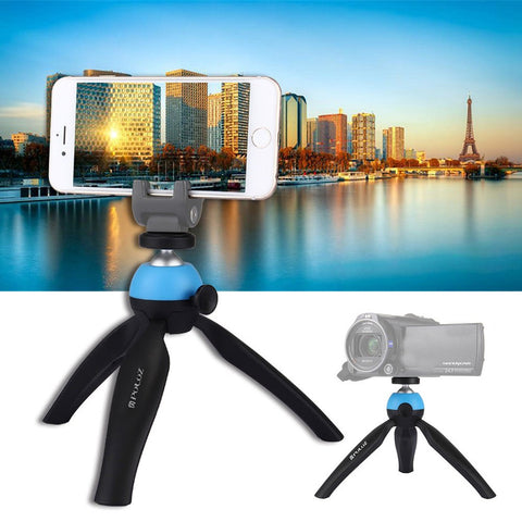 360 Flexible Mini Tripod Stand Mount