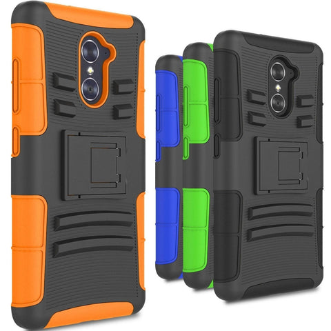 ZTE Back Protection with Kickstand