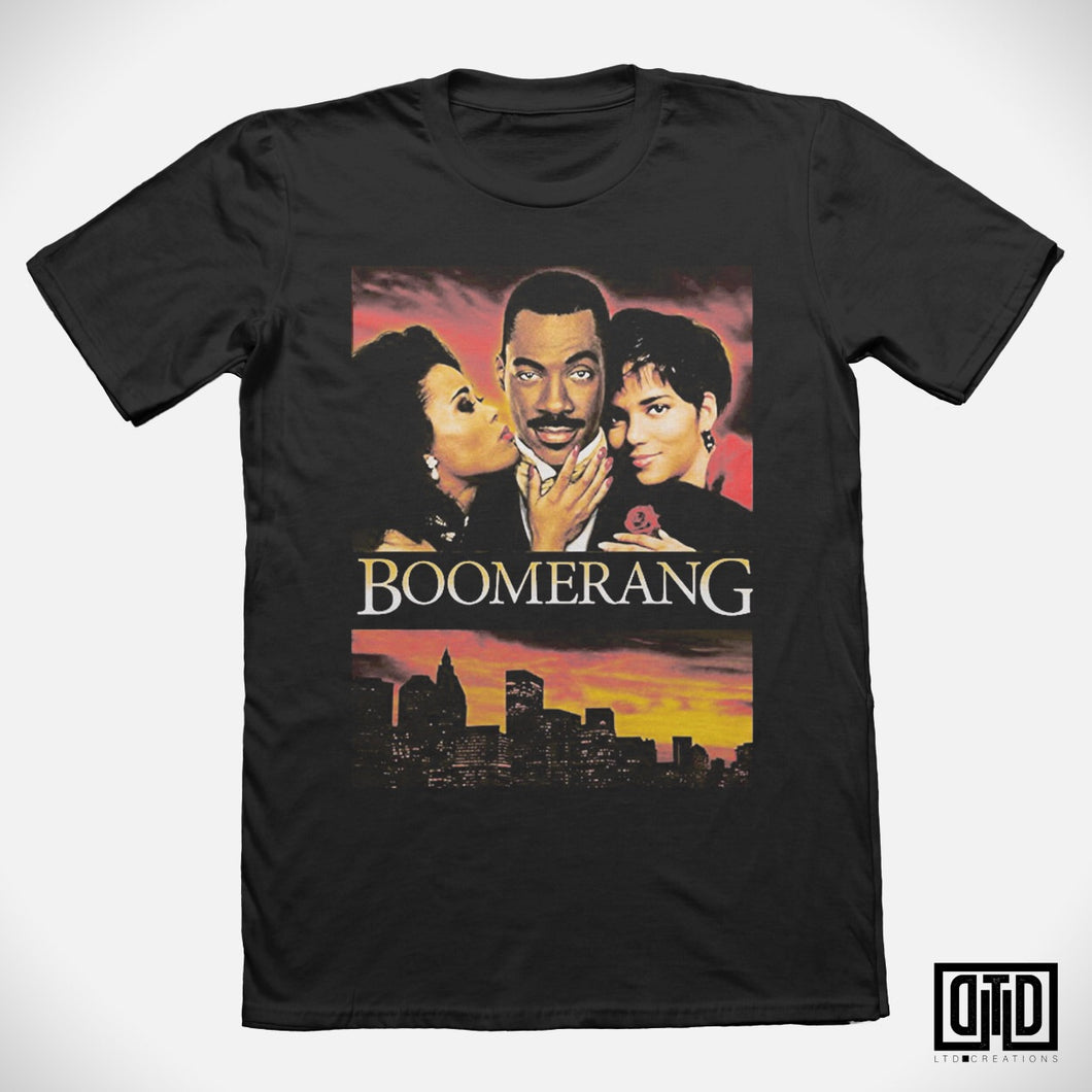 Boomerang Movie T-shirt