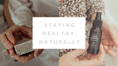 Staying healthy, naturally