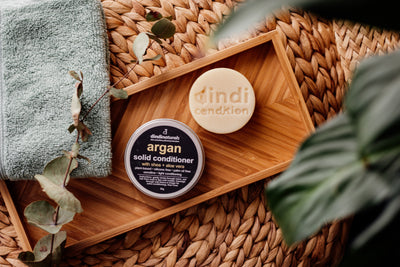 Build your zero waste hair care routine with Dindi