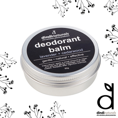 Let's talk deodorants!