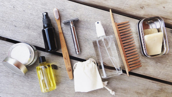 5 easy tips to create a zero waste bathroom