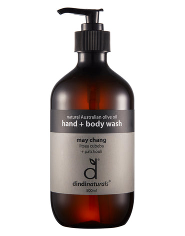hand and body wash may chang