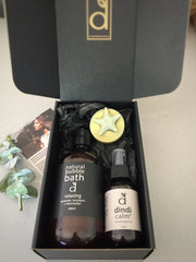 $66 relax + unwind gift box