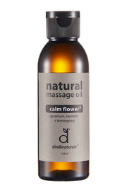 massage oil calm flower