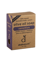pure olive oil soap - boxed