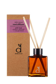 reed diffuser wild rose
