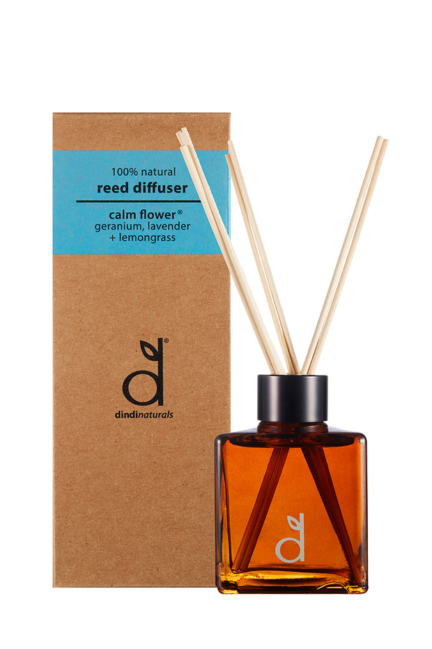 reed diffuser calm flower