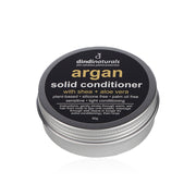 solid conditioner bar - argan