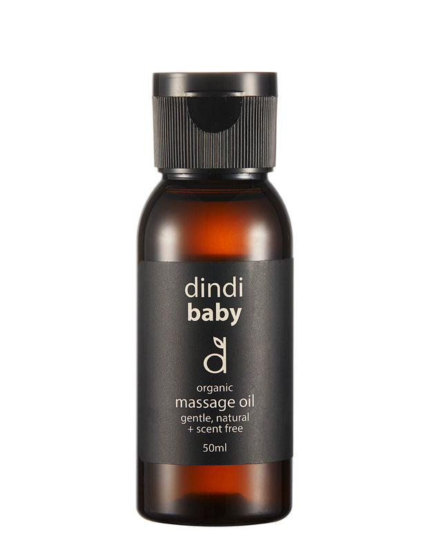 organic baby massage oil 50ml