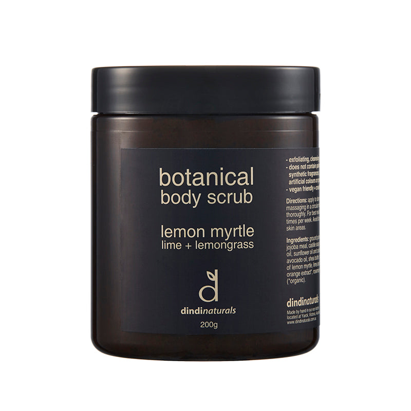 body scrub 200g