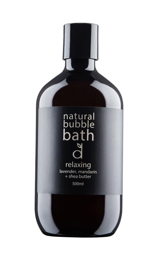relaxing bubble bath 500ml