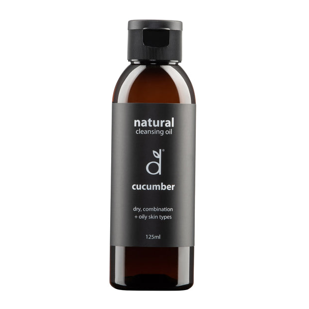 cucumber facial cleansing oil 125ml