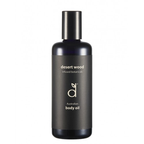 desert wood body oil 100ml