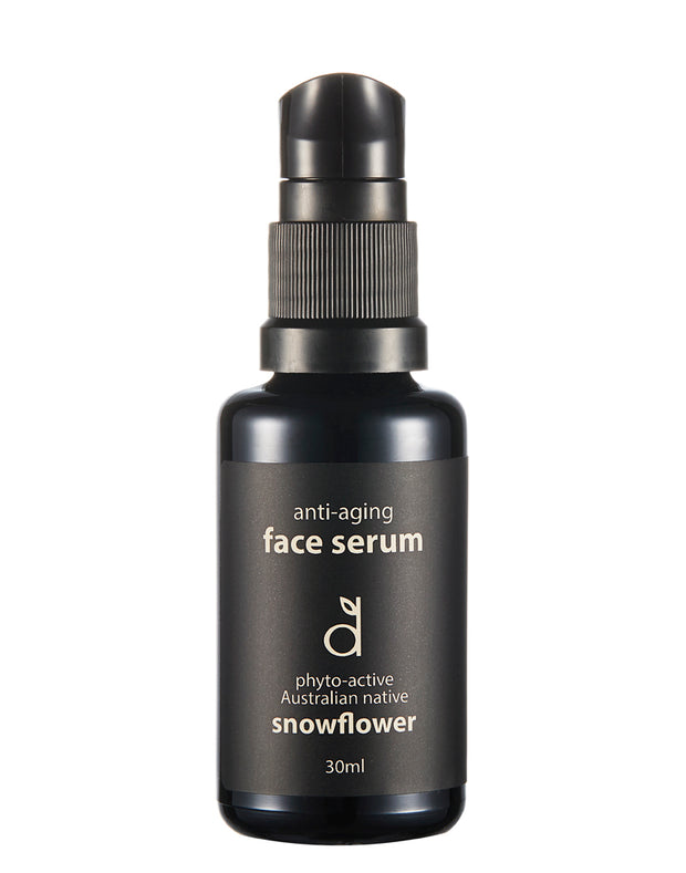 snowflower anti-aging face serum 30ml