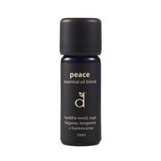 pure essential oil blend peace