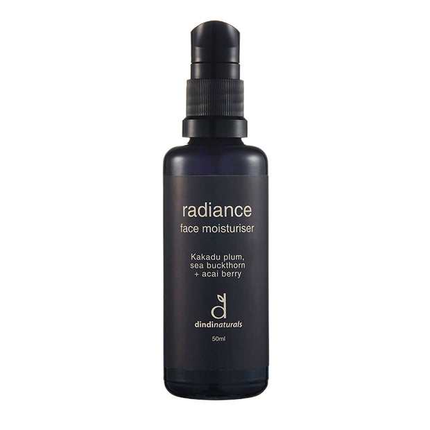 radiance face moisturiser 50ml