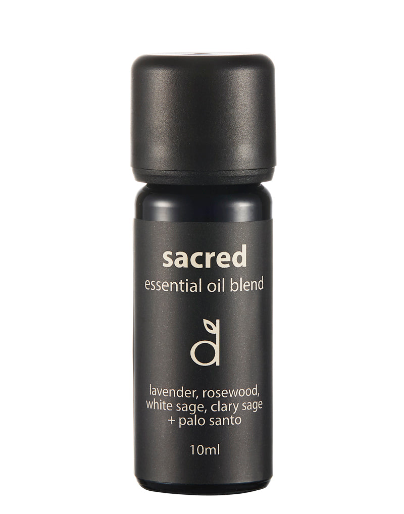 pure essential oil blend sacred