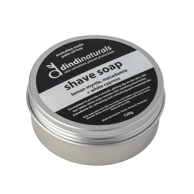 shave soap 120g