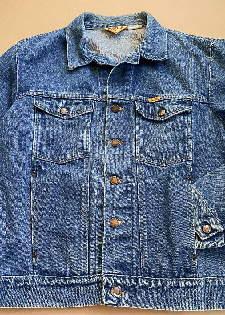 Rustler Denim Jacket