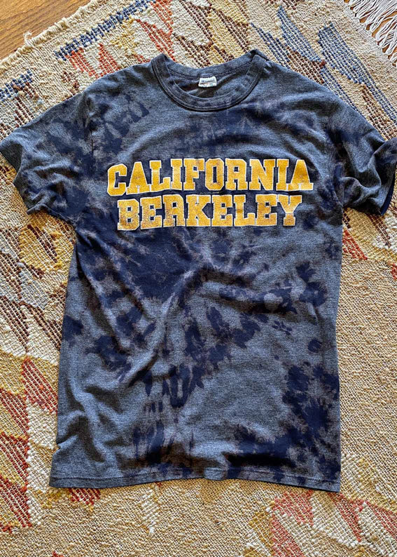 Tie Dye California Berkley Tee