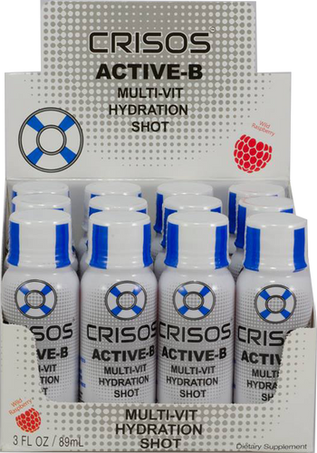Crisos Active-B Recovery (Raspberry) shots