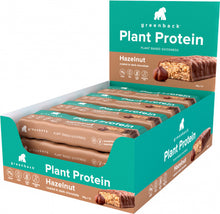 Greenback Plant Protein Bars