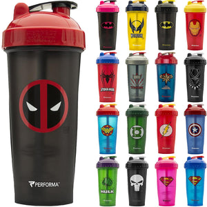 Super Hero Shaker Series by Performer - Australian Distributor - Oxygen Nutrition