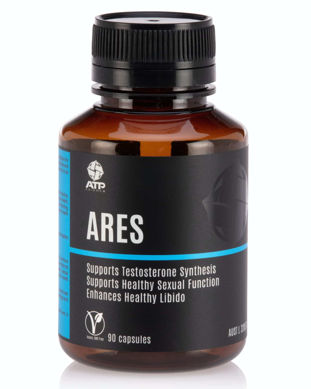 Atp Science Ares - Australian Distributor - Oxygen Nutrition