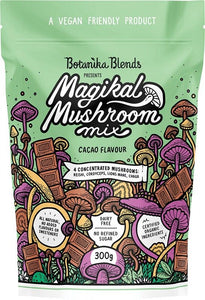 Botanika Blends Magikal Mushroom Mix - Australian Distributor - Oxygen Nutrition