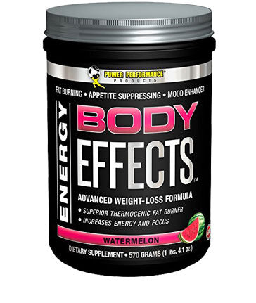 Power Performance Body Effects - Australian Distributor - Oxygen Nutrition