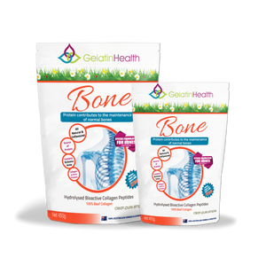 Gelatin Health Bone Collagen